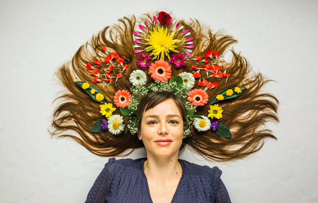 Podcast #55 My interview with Dorothee Sophie Royal on flower magic