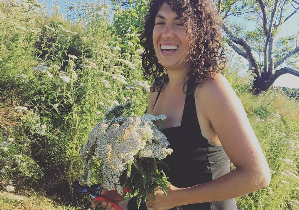 Podcast #54 My interview with Jade Alicandro Mace about making plant friends and building community