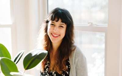 Podcast #57 My interview with Gina Wisotzky of Incandescent Tarot on tarot adventures and intuition