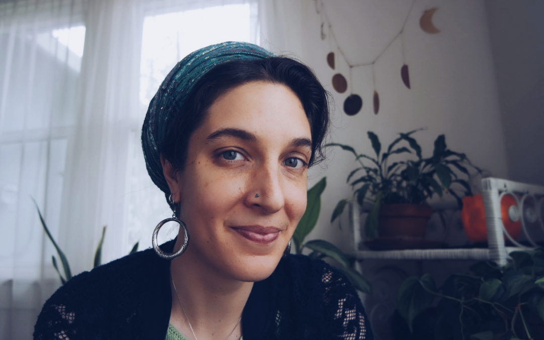 #82 Intersectional herbalism for difficult times with Alexis J. Cunningfolk