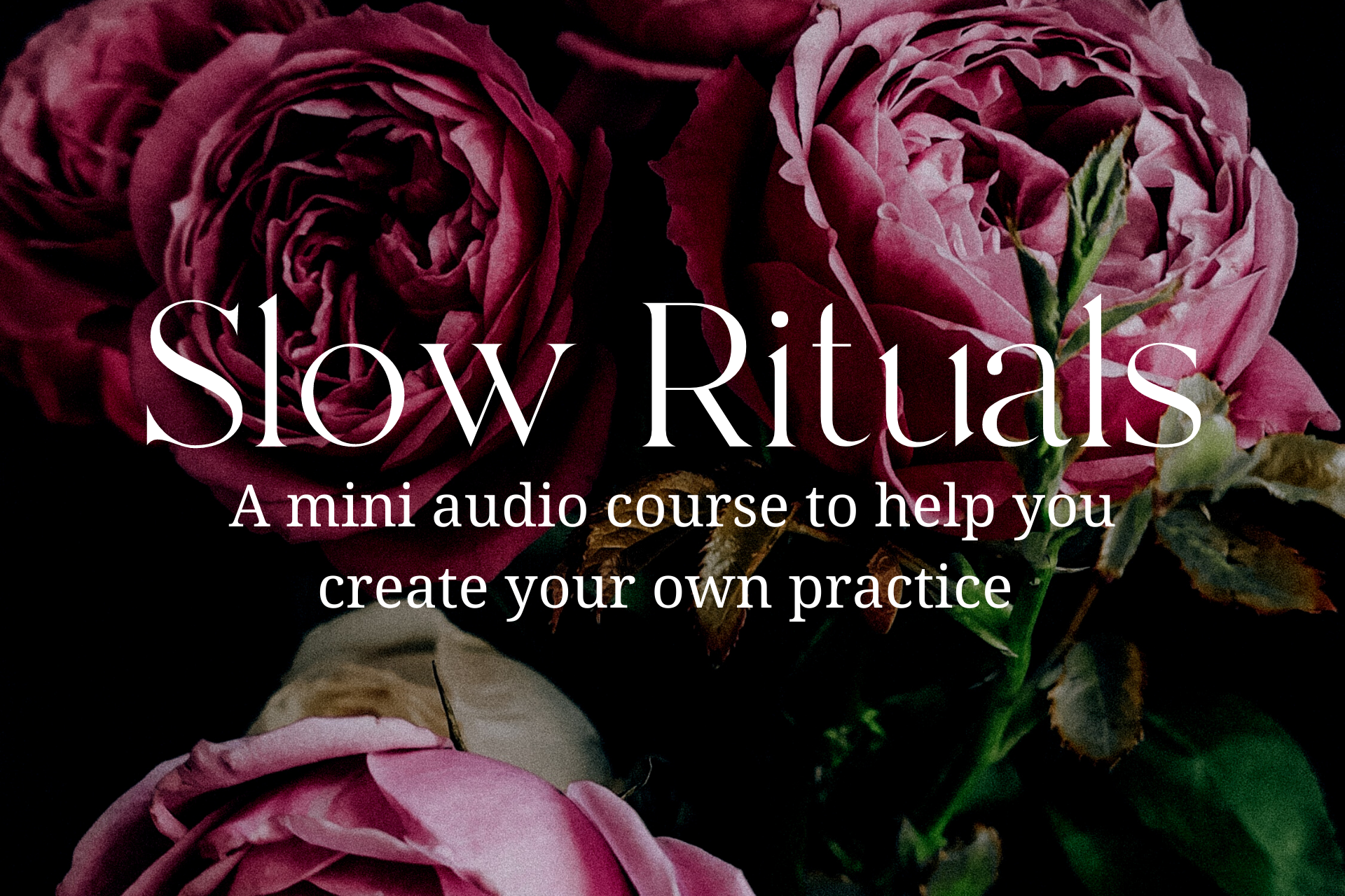 Love rituals and want more in your life?